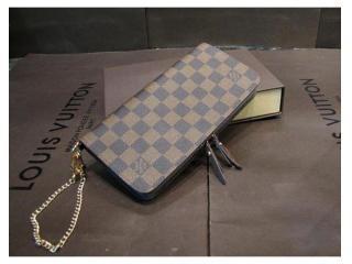 N63071 ルイヴィトン財布 スーパーコピー ダミエ 財布 ポ...
