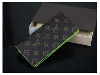 N63155 ルイヴィトン財布 コピー ダミエの人気の二つ折長財...