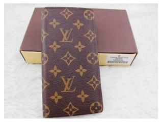 M66540 ルイヴィトン財布 スーパーコピー ブラザ モノグラムの2つ折り長財布 ポルトフォイユ・ブラザ 財布&小物