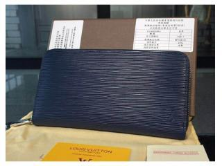 M60072B ルイヴィトン財布 コピー エピ シッピー・ ウォ...