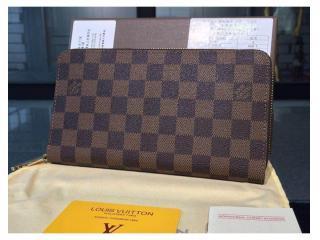 N60003 ルイヴィトン財布 スーパーコピー  ダミエ長財布 ...
