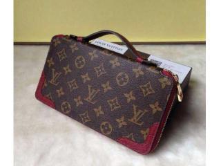 M60699棗紅色 ルイヴィトン財布スーパーコピー ヴィトン モ...