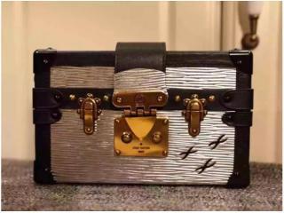 M50018銀色 ルイヴィトンバッグスーパーコピー みに旅行箱 プティット・マル ルイヴィトンバッグ 新作 コピー