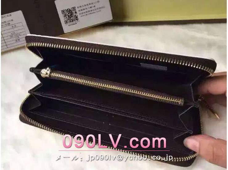 M50370 ルイヴィトン財布スーパーコピー ジッピーウォレットルイヴィトン財布偽物 黒 ルイヴィトン2015新作 財布&小物