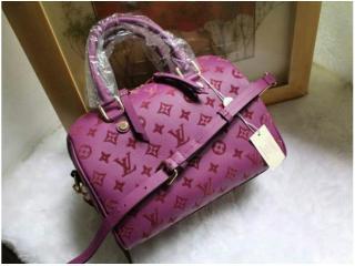 M41005紫色 ルイヴィトンブランドバッグコピー 「スピーディ バンドリエール30」モノグラム バッグ