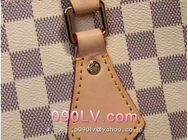 N41449 ルイヴィトンバッグスーパーコピー ダミエ アズール キャンバストートバッグダミエ アズールの「カルヴィ」バッグ