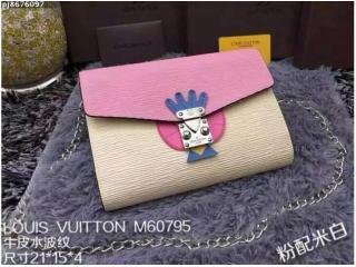 M60796PW ルイヴィトン財布スーパーコピー 斜めがけショルダーバッグ 財布&小物