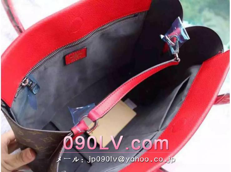 M94482 ルイヴィトンバッグスーパーコピー キュイール オルフェーヴル トートW GM モノグラムバッ