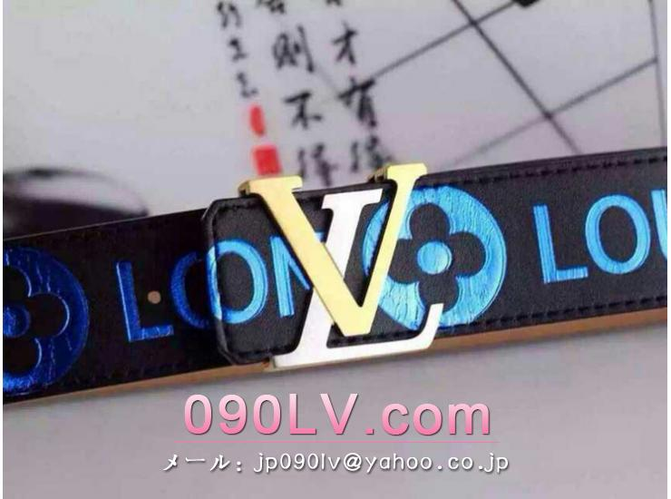 LV004 ルイヴィトンベルトコピー 大人気 サンチュール・イニシャルベルト ルイヴィトンスーパーコピーベルト