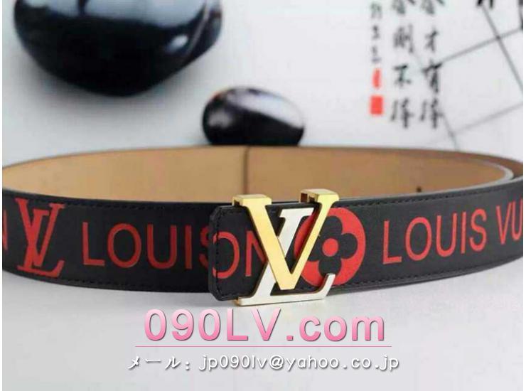 LV005 ルイヴィトンベルトスーパーコピー 大人気 サンチュール・イニシャルベルト