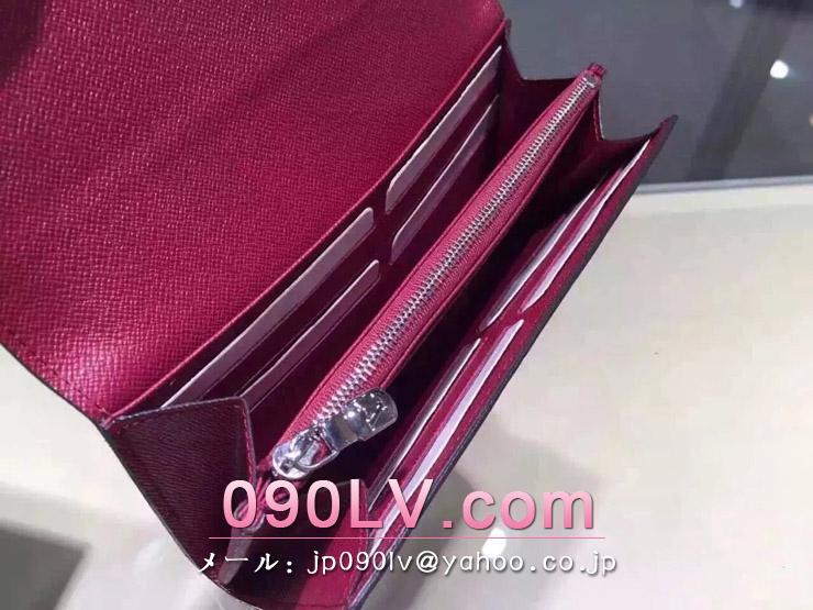 M60580ルイヴィトンポルトフォイユ・サラ  LOUIS VUITTON長財布 エピ  コピーヴィトン 財布