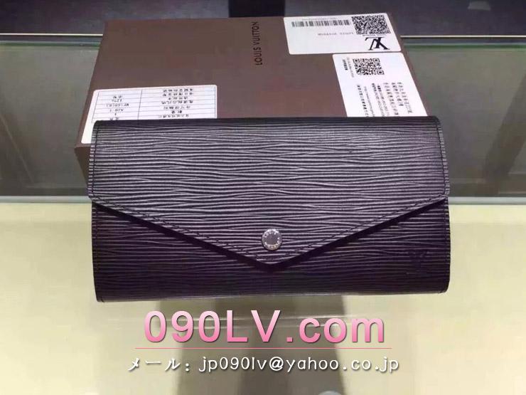 N品M60582ルイ・ヴィトン ポルトフォイユ・サラ エピ長財布  人気の商品を格安価格