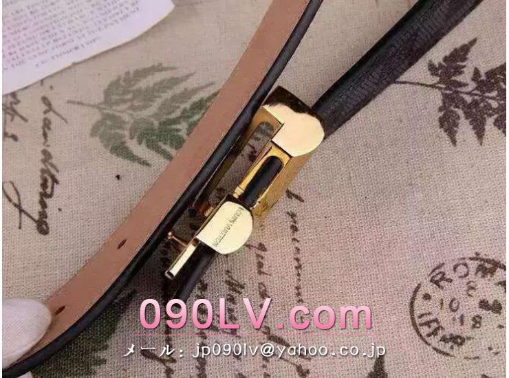 ルイヴィトンベルトN級品新作 M9018 ルイヴィトンダミエ グラフィットベルト