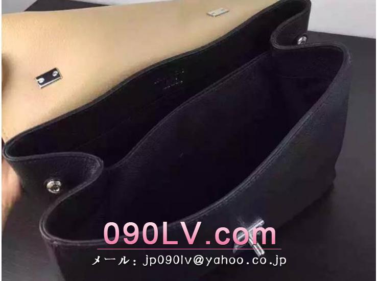 M50252 ルイヴィトン2015新作バッグ LVロゴのツイストロック開閉式斜めがけショルダーバッグ
