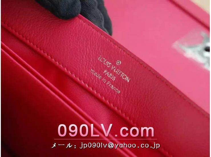 M50252スーパーコピー ルイヴィトン「ロックミー」 トートバッグ 桃赤