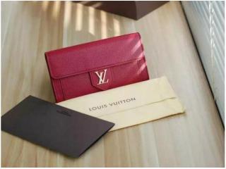ルイヴィトンポルトフォイユ・ロックミー財布 M61277 ルイヴ...