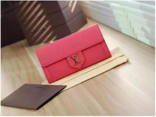 ルイヴィトン財布コピー「ポルトフォイユ・ロックミー」 M6086...