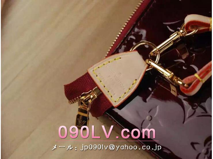 ヴィトン・ヴェルニミニショルダーバッグ M91576 ルイヴィトン人気バッグポシェット・アクセソワール