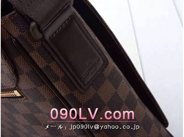 スーパーコピー ルイヴィトンバッグ ディストリクトMM上質なダミエ・キャンバス N41212