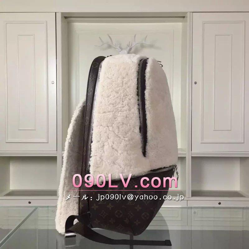 LOUIS VUITTON バッグ レディース メンズ リュックサック モノグラム リースパック リュックサック M40277