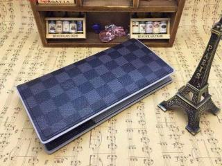 N63253 ルイヴィトンポルトフォイユ・ブラザ二つ折財布ダミエ グラフィット
