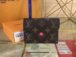 「LOUIS VUITTON」ルイ・ヴィトン モノグラム 財布 コピー ポルトフォイユ・ヴィクトリーヌ モノグラム M41938A - 財布&小物