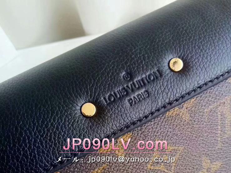 M41223 ノワール ルイ・ヴィトン モノグラム バッグ コピー 「LOUIS VUITTON」 パラスチェーン チェーンショルダーバッグ