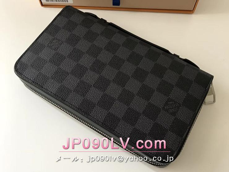 outlet store 473ac 15cb8 N41503 ルイヴィトン ダミエ・グラフィット 財布 スーパーコピー ...