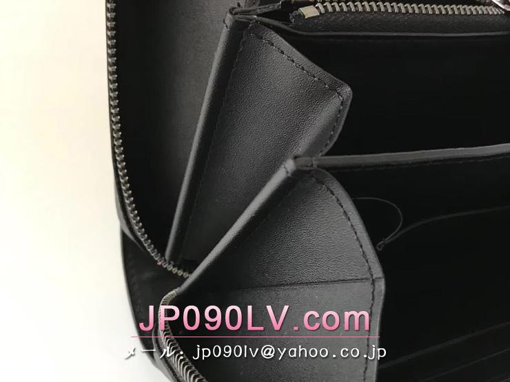 ルイヴィトン ダミエ・アンフィニ 長財布 スーパーコピー 「LOUIS VUITTON」 ジッピーXL ヴィトン メンズ N61254 ラウンドファスナー財布