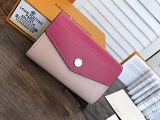 LOUIS VUITTON M62255 ルイヴィトン エピ 財布 コピー ミュルティカルト・サラ レディース 二つ折り 小銭入れ/カードケース ピンク
