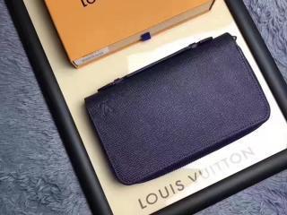 ルイヴィトン タイガ 財布 コピー M42098 「LOUIS VUITTON」 ジッピーXL ウォレット ヴィトン メンズ 人気 ラウンドファスナー長財布 3色可選択 オセアン