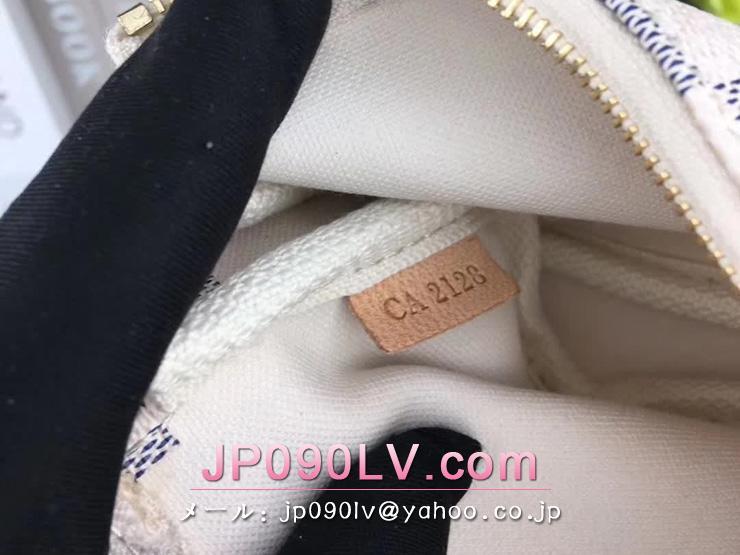 ルイヴィトン ダミエ・アズール バッグ スーパーコピー N58010 「LOUIS VUITTON」 ミニ・ポシェット・アクセソワール ヴィトン チェーンショルダーバッグ ゴールド金具