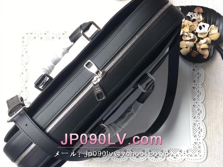 ルイヴィトン ダミエ・コバルト バッグ コピー N44000 「LOUIS VUITTON」 ダンディ・ブリーフケース MM ヴィトン メンズ ビジネスバッグ ショルダーバッグ