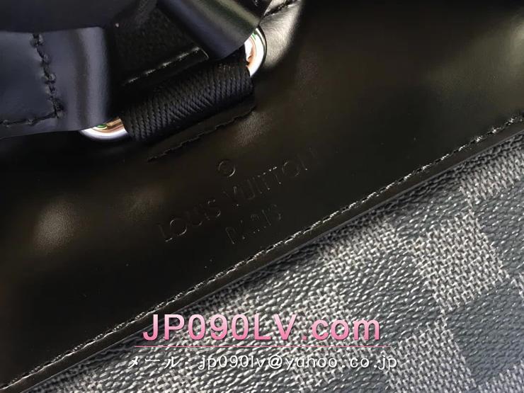 ルイヴィトン ダミエ・グラフィット バッグ スーパーコピー N41379 「LOUIS VUITTON」 クリストファー PM ヴィトン メンズ バックパック・リュック