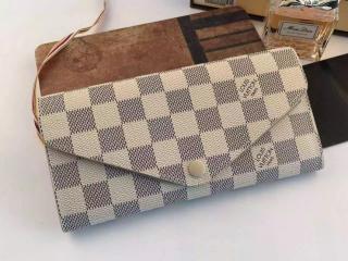 ルイヴィトン ダミエ・アズール 財布 スーパーコピー N6354...