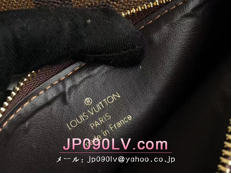 ルイヴィトン ダミエ・エベヌ 財布 コピー N63543 「LOUIS VUITTON」 ポルトフォイユ・ジョセフィーヌ ヴィトン レディース 人気 三つ折り長財布