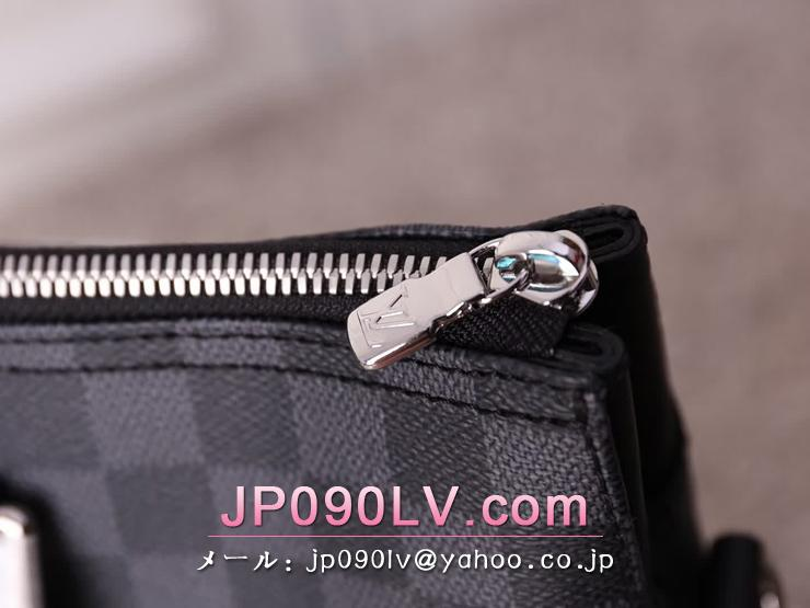 ルイヴィトン ダミエ・グラフィット バッグ スーパーコピー N40000 「LOUIS VUITTON」 アントン・トート ヴィトン メンズ トートバッグ 2WAY