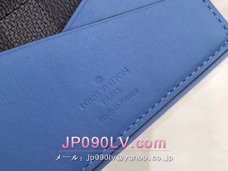 ルイヴィトン ダミエ・グラフィット 財布 コピー N41690 「LOUIS VUITTON」 オーガナイザー・ドゥ ポッシュ ヴィトン メンズ 二つ折り財布 2色可選択 グラフィット