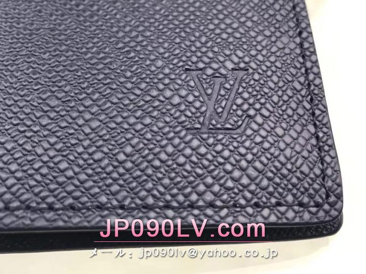 ルイヴィトン タイガ 二つ折り財布 スーパーコピー M30161 「LOUIS VUITTON」 ポルトフォイユ・ブラザ 2018 ヴィトン 新作 メンズ 長財布