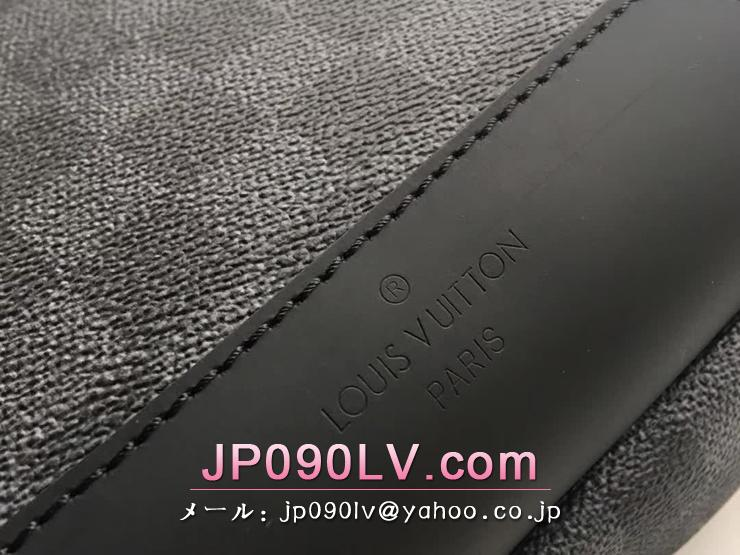 N41719 ルイヴィトン ダミエ・グラフィット バッグ スーパーコピー 「LOUIS VUITTON」 アヴェニュー・スリングバッグ ヴィトン メンズ バックパック