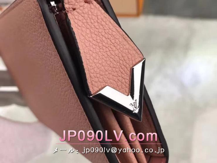 ルイヴィトン 長財布 スーパーコピー M60148 「LOUIS VUITTON」 ポルトフォイユ・コメット その他レザー ヴィトン レディース ラウンドファスナー財布