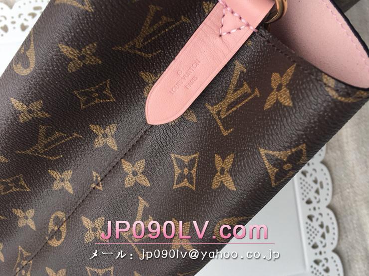 ルイヴィトン モノグラム バッグ スーパーコピー M44022 「LOUIS VUITTON」 ネオノエ ヴィトン レディース ショルダーバッグ 5色 ピンク