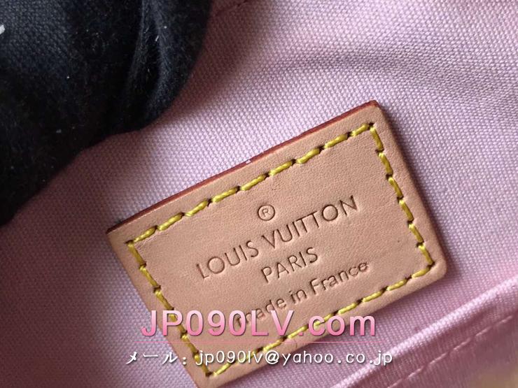 ルイヴィトン モノグラム・ヴェルニ バッグ コピー M50415 「LOUIS VUITTON」 アルマ BB ハンドバッグ ヴィトン レディース ショルダーバッグ 4色可選択 スリーズ