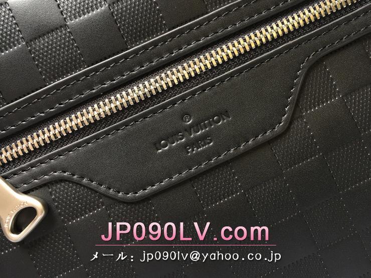 ルイヴィトン ダミエ・アンフィニ バッグ スーパーコピー N41043 「LOUIS VUITTON」 アヴェニュー・バックパック ヴィトン メンズ バックパック 2色可選択 オニキス