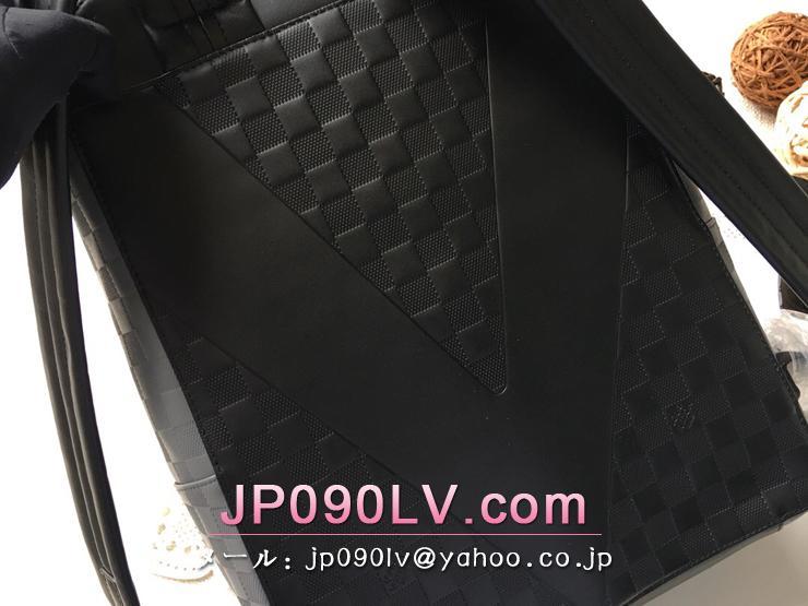 ルイヴィトン ダミエ・アンフィニ バッグ コピー N41047 「LOUIS VUITTON」 アヴェニュー・バックパック ヴィトン メンズ バックパック 2色可選択 ルナ