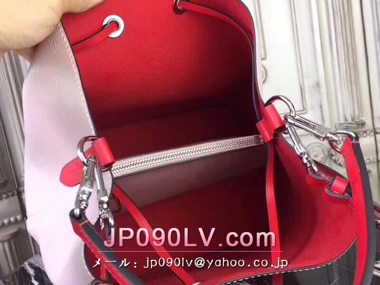 ルイヴィトン エピ バッグ コピー M54370 「LOUIS VUITTON」 ネオノエ ヴィトン レディース ショルダーバッグ・ポシェット 5色可選択 ローズバレリーヌ