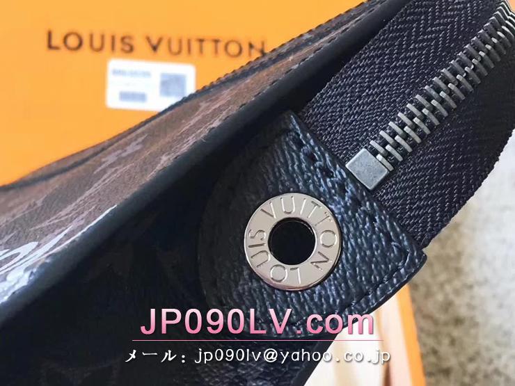ルイヴィトン モノグラム バッグ コピー M63039 「LOUIS VUITTON」 ポシェット・ヴォワヤージュ MM ヴィトン メンズ クラッチバッグ