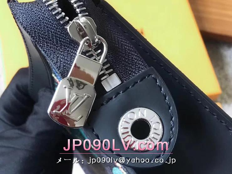 ルイヴィトン ダミエ・コバルト バッグ コピー N63510 「LOUIS VUITTON」 ポシェット・ヴォワヤージュ MM ヴィトン メンズ クラッチバッグ