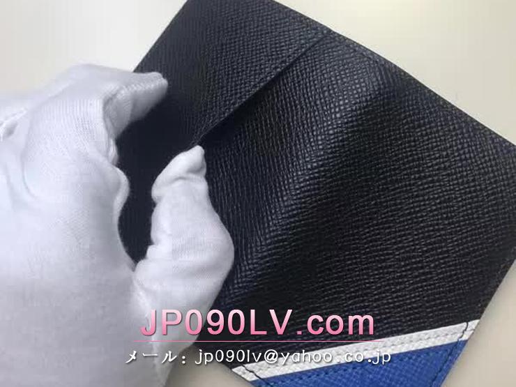 ルイヴィトン タイガ 財布 コピー M64017 「LOUIS VUITON」 オーガナイザー・ドゥ ポッシュ ヴィトン メンズ 二つ折り財布