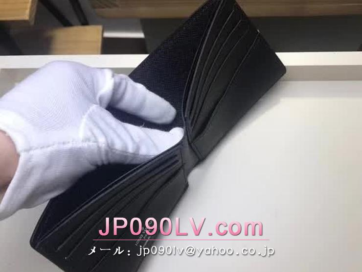 ルイヴィトン タイガ 財布 スーパーコピー M64014 「LOUIS VUITON」 ポルトフォイユ・ミュルティプル ヴィトン メンズ 二つ折り財布